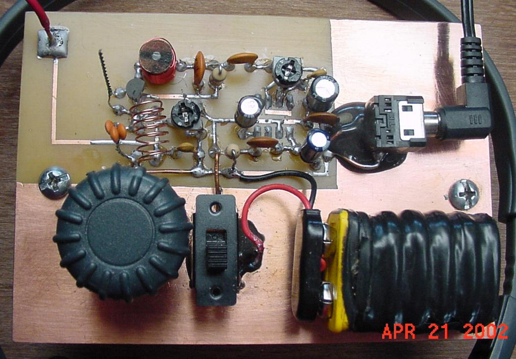 how to build your own transistor radio